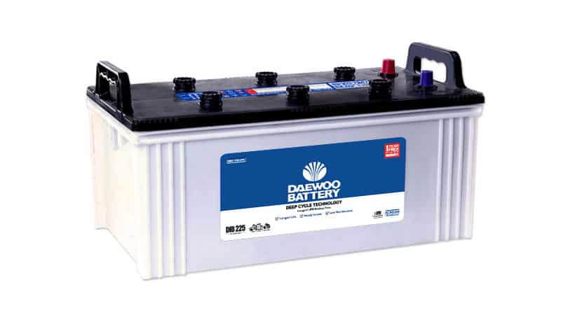 Home - Daewoo Battery