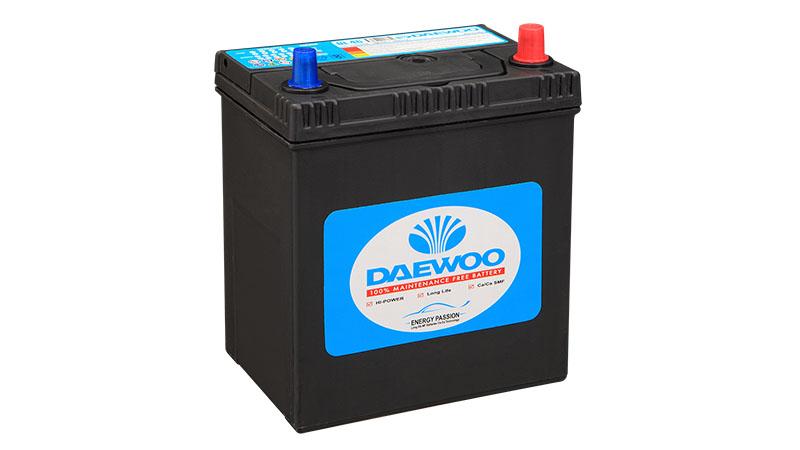 Home - Daewoo Battery