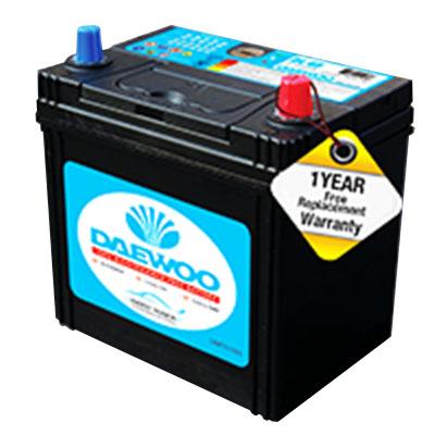 Automotive Battery - Daewoo Battery